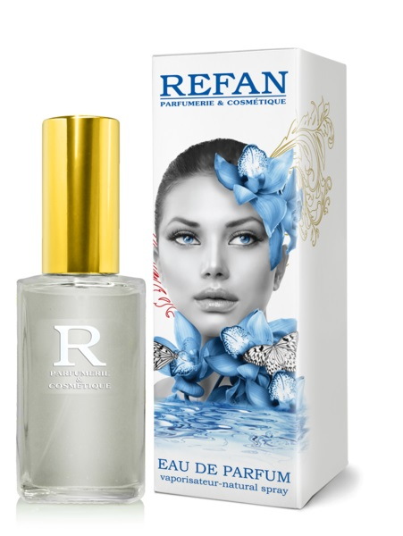 Refan 349 EAU PARFUMEE THE ROUGE / BULGARI - Женские духи